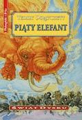 Piąty elefant - Terry Pratchett - ebook
