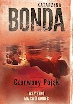 Czerwony Pająk - Katarzyna Bonda - ebook + audiobook