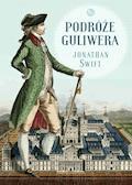Podróże Guliwera - Jonathan Swift - ebook + audiobook