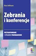 Zebrania i konferencje - Klaus Hoffmann - ebook