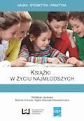 Książki w życiu najmłodszych - Mariola Antczak, Agata Walczak-Niewiadomska - ebook