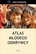 Atlas młodego odkrywcy - Jacek Leski - ebook