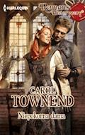 Niepokorna dama - Carol Townend - ebook