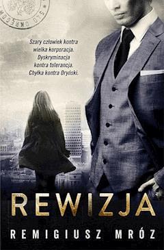 Rewizja - Remigiusz Mróz - ebook + audiobook