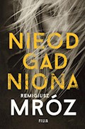 Nieodgadniona - Remigiusz Mróz - ebook + audiobook