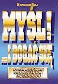 Myśl i bogać się - Napoleon Hill - ebook + audiobook
