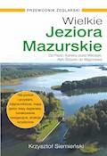 Wielkie Jeziora Mazurskie. Przewodnik żeglarski - Krzysztof Siemieński - ebook