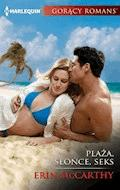 Plaża, słońce, seks - Erin McCarthy - ebook