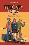 Felix, Net i Nika oraz Koszmarna Podróż - Rafał Kosik - ebook