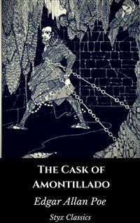 Cask Of Amontillado Ebook