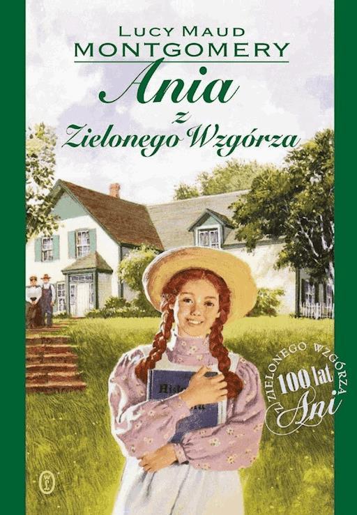 Ania Z Zielonego Wzgorza Lucy Maud Montgomery Ebook Audiobook Legimi Online