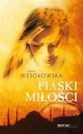 Piaski miłości - Jolanta Wesołowska - ebook