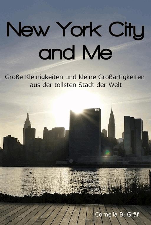 New York City And Me Cornelia Gräf Ebook Legimi Online