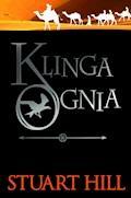 Klinga ognia - Stuart Hill - ebook