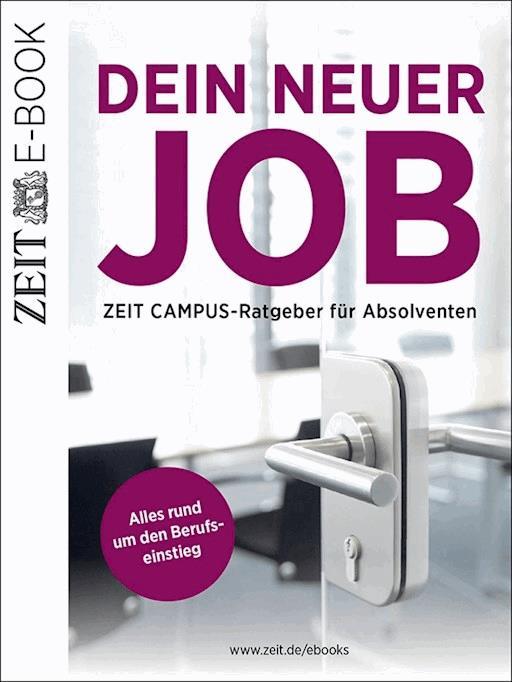 Dein Neuer Job Die Zeit Ebook Legimi Online