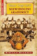 Niewidoczni Akademicy - Terry Pratchett - ebook