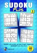 SUDOKU Plus 1 - Piotr Gdowski - ebook