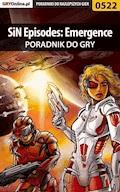 SiN Episodes: Emergence - poradnik do gry - Krystian Smoszna - ebook