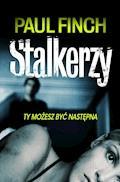 Stalkerzy - Paul Finch - ebook