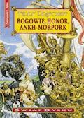Bogowie,honor,Ankh-Morpork - Terry Pratchett - ebook