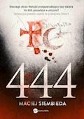 444 - Maciej Siembieda - ebook + audiobook