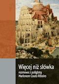 Więcej niż słówka. Rozmowa z poliglotą Marlonem Couto Ribeiro - Marlon Couto Ribeiro, Konrad Jerzak vel Dobosz - ebook
