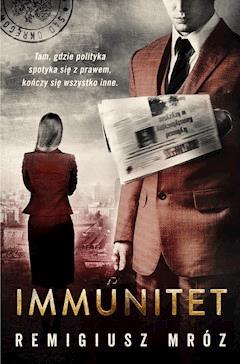 Immunitet - Remigiusz Mróz - ebook + audiobook