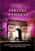 Paryska Wendeta - Steve Berry - ebook + audiobook