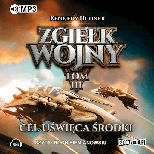 Zgiełk Wojny  Tom 1 - Kennedy Hudner - ebook + audiobook