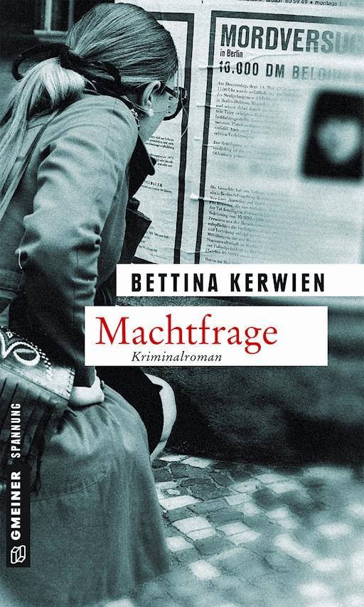 Machtfrage Bettina Kerwien Ebook Legimi Online