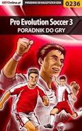 "Pro Evolution Soccer 3 - poradnik do gry - ""Rip Torn"" - ebook"