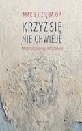 Krzyż się nie chwieje. Medytacje drogi krzyżowej - Maciej Zięba OP - ebook
