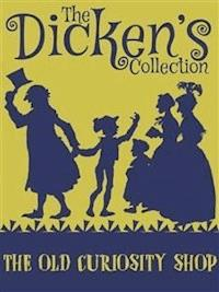 The Old Curiosity Shop - Charles Dickens - ebook - Legimi online