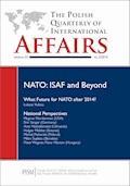 The Polish Quarterly of International Affairs 2/2014 - Marcin Zaborowski (red.) - ebook