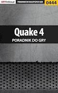 Quake 4 - poradnik do gry - Krystian Smoszna - ebook