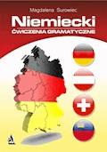 Niemiecki. Ćwiczenia gramatyczne - Magdalena Surowiec - ebook