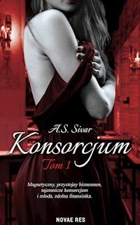 04ff1bb3 Konsorcjum - A.S. Sivar - ebook - Legimi online