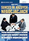 Sukces w każdych negocjacjach. Sukces w każdych negocjacjach - Bolko Fuchs - audiobook