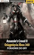 Assassin's Creed II - Osiągnięcia - poradnik do gry - Szymon Liebert - ebook