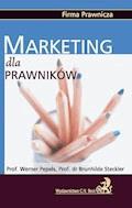 Marketing dla prawników - Werner Pepels, Brunhilde Steckler, Ralf B. Abel - ebook