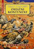 Ostatni kontynent - Terry Pratchett - ebook + audiobook
