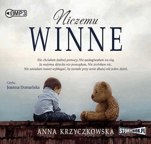 Niczemu Winne Anna Krzyczkowska Ebook Audiobook