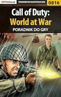 Call of Duty: World at War - poradnik do gry - Krystian Smoszna - ebook