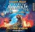 Spirit Animals. Upadek Bestii. Tom 2. Spalona Ziemia - Victoria Schwab - audiobook
