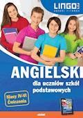 Angielski dla uczniów szkół podstawowych. eBook - Joanna Bogusławska - ebook