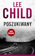 Poszukiwany - Lee Child - ebook + audiobook