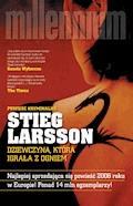 Millennium. Dziewczyna, która igrała z ogniem - Stieg Larsson - ebook + audiobook