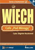 """Cafe pod Minogą - Stefan Wiechecki """"Wiech"""" - audiobook"""