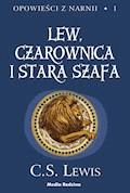 Opowieści z Narnii. Lew, Czarownica i Stara Szafa - C.S. Lewis - ebook + audiobook
