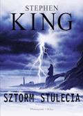 Sztorm stulecia - Stephen King - ebook